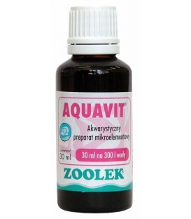 Zoolek Aquavit 30ml preparat witaminowy