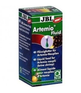 JBL Artemio Fluid 50ml pokarm dla artemii