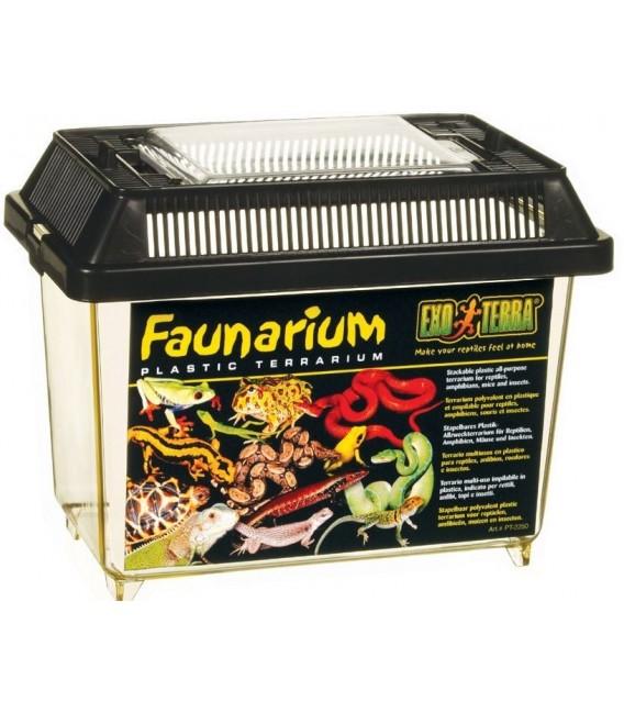 EXO TERRA Faunariaum-Terrarium Mini (18x11,6x14,5cm)