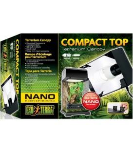 EXO TERRA Compact Top Nano (pokrywa z oprawą na żarówkę)