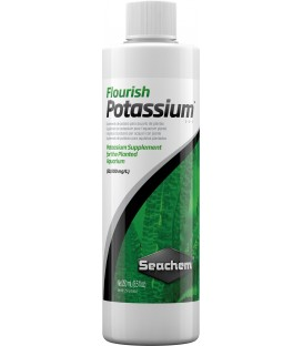 Seachem Flourish Potassium 100ml 250ml 500ml