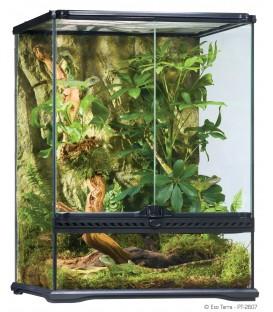 EXO TERRA terrarium szklane Small Tall 45x45x60cm