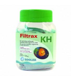 Zoolek Filtrax KH 500g żywica obniżająca twardość węglanową