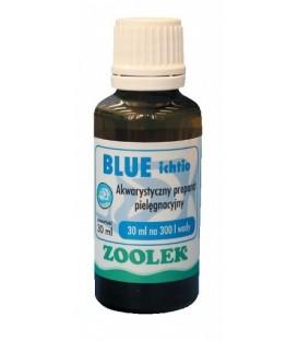 Zoolek Blue ichtio 250ml błękit preprat odkażający