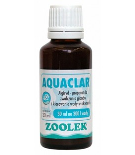 Zoolek Aquaclar 250ml uzdatniacz do wody