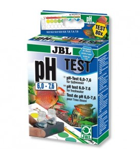 JBL Test PH 6,0-7,6 odczyn wody