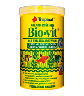 TROPICAL Bio-vit 50g/250ml