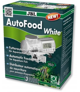 JBL AUTOFOOD WHITE+ karmnik bateryjny