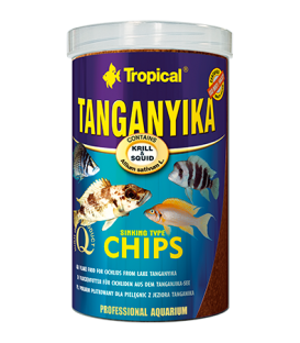 TROPICAL Tanganyika Chips 5l/2,6kg