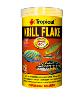 TROPICAL Krill Flake 2kg/11l