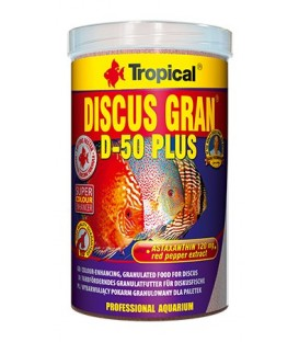 TROPICAL Discus Gran D-50 Plus 4,4kg/10l
