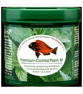 Naturefood PREMIUM CICHLID PLANT M 40g, 85g, 200g
