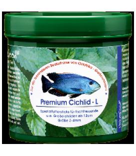 Naturefood PREMIUM CICHLID L 60g, 140g, 280g