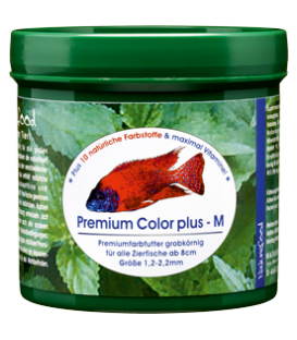Naturefood PREMIUM COLOR PLUS M 50g, 100g, 210g