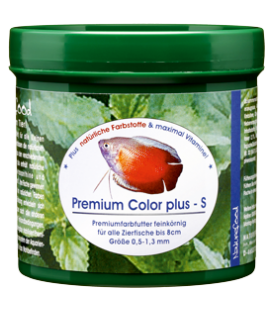 Naturefood PREMIUM COLOR PLUS S 50g, 100g, 210g