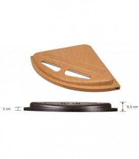 Wromak pokrywa plastik corner T8 - 70cm x 70cm