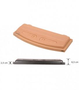Wromak pokrywa plastik profil T8 - 50x30