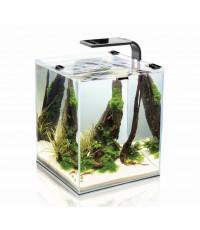 Zestaw Aquael Shrimp Set LED 19l - black white