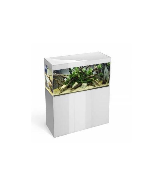 Aquael Glossy 250l zestaw bez szafki Czarny / Biały