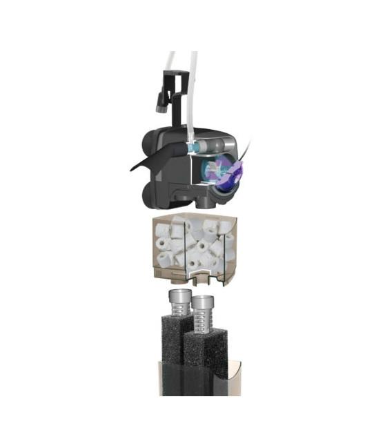 Aquael Unifilter 1000 z lampą UV