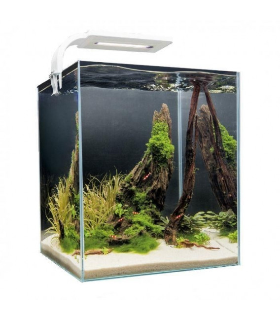 Zestaw Aquael Shrimp Set LED 30l - black white