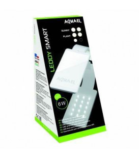 Aquael Leddy Smart 2 6W PLANT - black / white