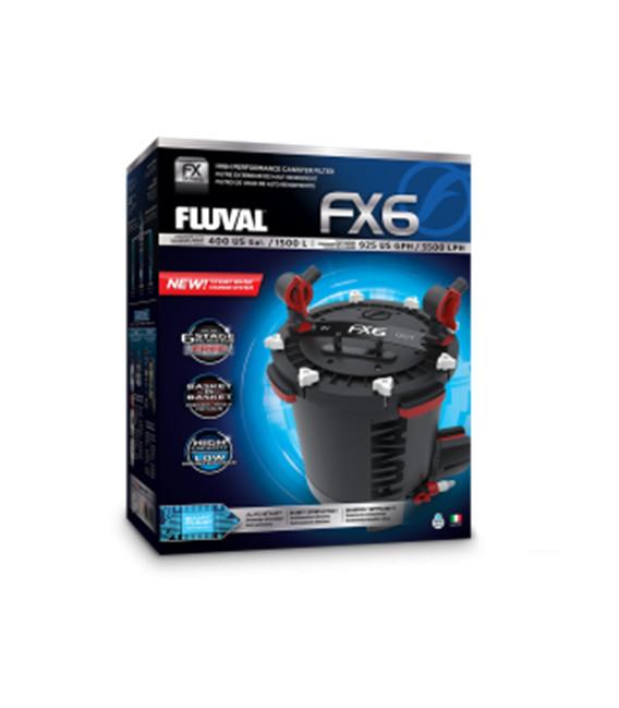 HAGEN FLUVAL FX6 - filtr zewnętrzny do akwarium 1500l