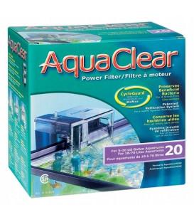 HAGEN Fluval filtr kaskadowy AquaClear Mini 20 125-378l/h