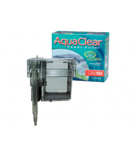 HAGEN Fluval filtr kaskadowy AquaClear 50 250-757l/h