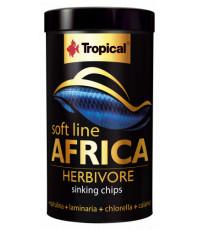 TROPICAL AFRICA HERBIVORE M SOFT 250ml 130g