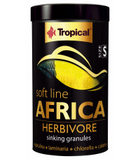 TROPICAL AFRICA HERBIVORE S SOFT 250ml 150g
