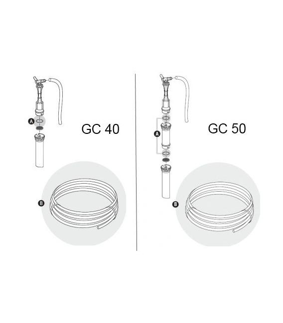 Tetra GC-50 - odmulacz