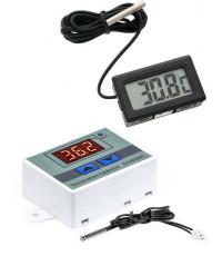 Termoemtry i termostaty